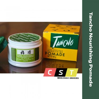 Tancho Pure Vegetable Nourishing Pomade
